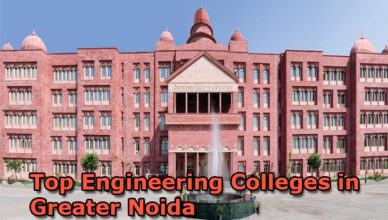 Top Engineering Colleges in Greater Noida