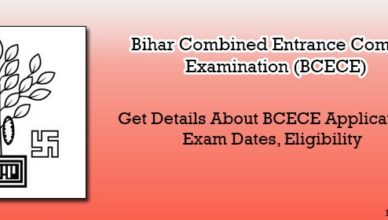 BCECE 2017: Application Form, Exam Dates, Eligibility