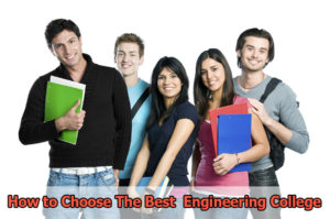 How To Choose Best Engineering College