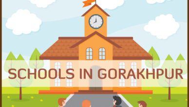 Top 10 schools in Gorakhpur