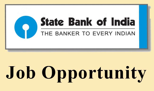 Senior Level Specialist Officers Recruitment in SBI 2019 on contract basis